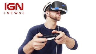 playstation vr release date announced ign news