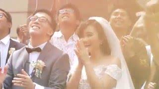 Beautiful Wedding in Jakarta | Christ & Patricia the Trailer