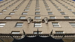 Ghosts of the Cactus Hotel in Texas - A Real Paranormal Story - Part 1
