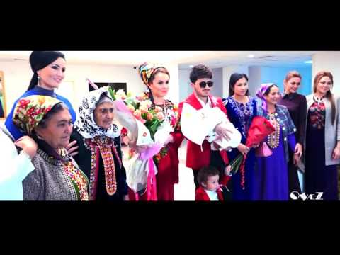 Myrat OZ   Agzybir Mahshgalasy Bilbil,Emir,Elif2016HD