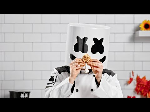 thanksgiving-turkey-treats- -cooking-with-marshmello-(holiday-special)