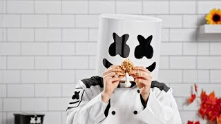 Thanksgiving Turkey Treats | Cooking with Marshmello (Holiday Special)