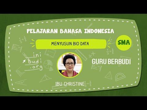 guru-berbudi:-bahasa-indonesia-sma---cara-menyusun-biodata