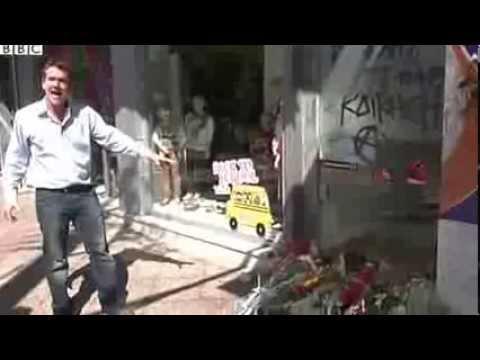 Tributes for murdered Greek anti fascist activist