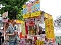 浅草橋駅東口秀じい売場で2016オータムジャンボ宝くじ発売初日に購入代行サービス