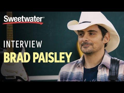 Brad Paisley Interview