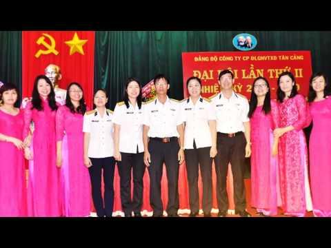 Báo cáo tổng kết ĐH Hội Phụ nữ CS Công ty CP Đại lý GNVT Tân Cảng NK 2011 - 2016