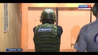 Без права на ошибку – бойцы спецназа силовых структур показали мастерство владения оружием