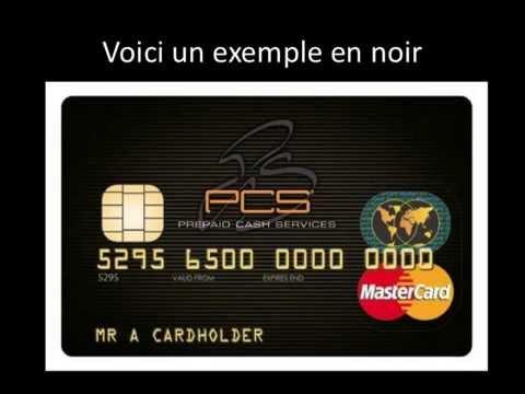 carte bancaire prépayée visa Comprendre facilement la Carte Bancaire Prépayée   YouTube