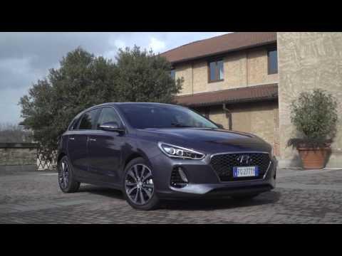 New Hyundai i30 2017 Style Clip