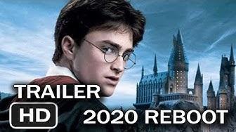 Harry Potter - 2020 Movie Trailer Reboot (Cursed Child)