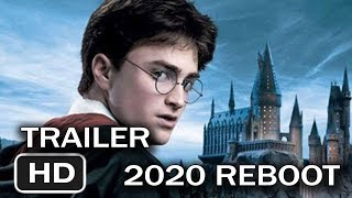 Harry Potter - 2020 Movie Trailer Reboot (Cursed Child)