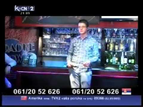 Adam Subic - Nastup na Karaoke Show takmicenju