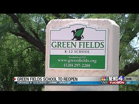 Green Fields School to reopen after bought by Tucson charter school
