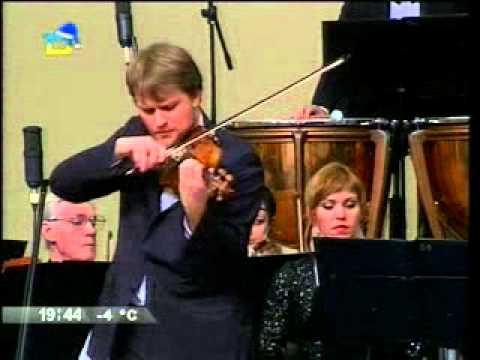 Чайковский.  Концерт для скрипки с оркестром ре мажор, соч  35