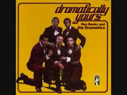 I WANNA GO OUTSIDE IN THE RAIN  -  THE DRAMATICS