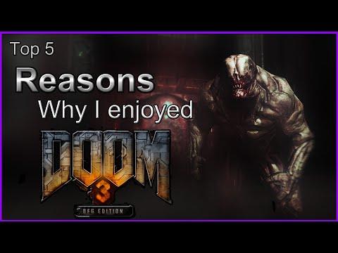 Top 5 Reasons Why I Enjoyed Doom 3 BFG Edition (Xbox 360)