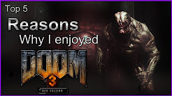 Top 5 Reasons Why I Enjoyed Doom 3 BFG Edition (Xbox 360)