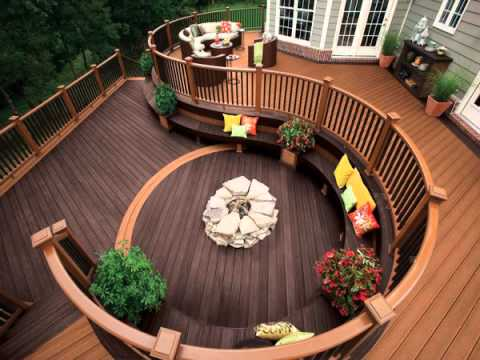 Outdoor Deck Cost Per Square Foot