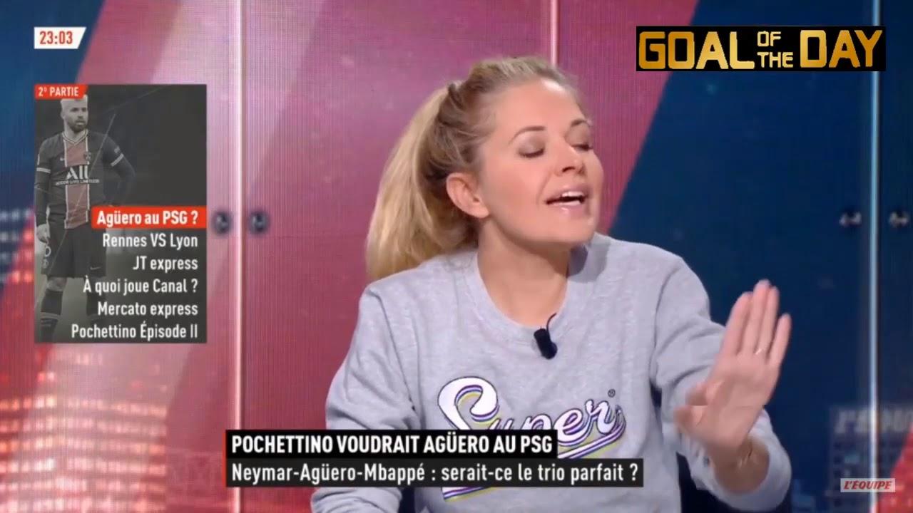 Download L'Equipe du soir du 8 janvier 2021 Agüero au PSG Rennes vs Lyon, Pochettino Episode II