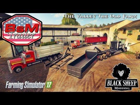 FS17 PREVIEW BSM Truck HOOK 850 (Coming soon)