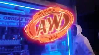 YouTube動画:A$AP ANT - A&W Cream Soda