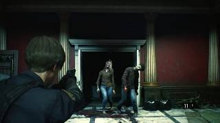 Resident Evil 2 Remake | Aiming