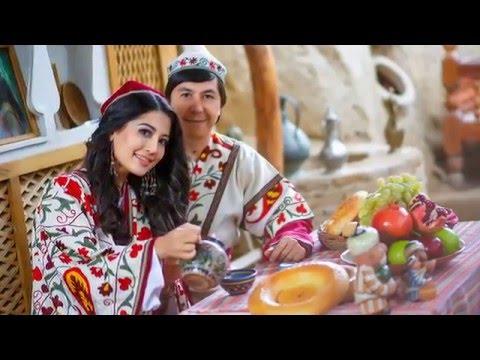 Rustam&Aziza Uzbek National Shoot
