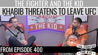 Khabib Threatens Dana White and Conor's Next Move   TFATK Highlight