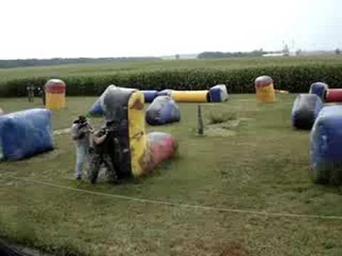 Crossfire Paintball - Private Party