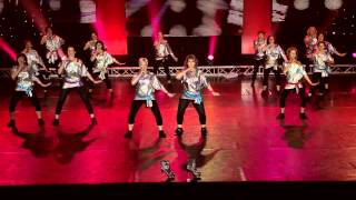 Ladys Cruel Dance Machine - Mistři ČR Taneční skupina roku 2013