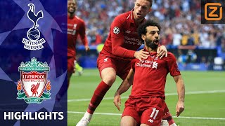 ENGELSE strijd om EUROPESE titel   Tottenham vs Liverpool   Champions League 2018/19   Samenvatting