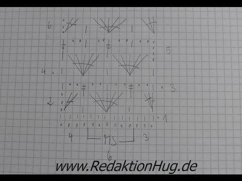 Häkeln Häkelschriften Lesen Wie Geht Das Veronika Hug Youtube