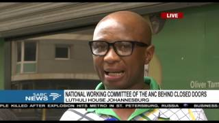 It's difficult days for ANC and country: Kodwa