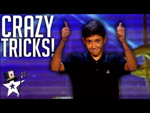 Young Magician Has A Trick For The Judges on Spain's Got Talent | Magicians Got Talent