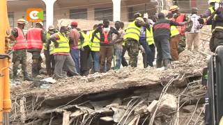 Death toll rises to 9 in Kisii building tragedy