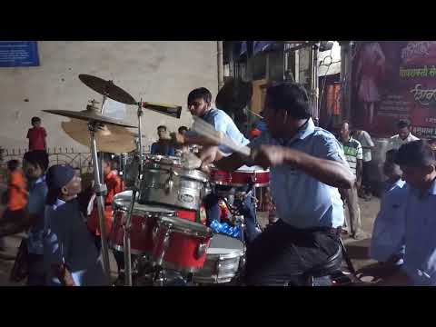Jith Ghustaya Marathyach Por & Maja Chatrapati Cha Gan Vaju De Suryoday Bits & Band