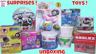 Surprises Toys Shopkins MLP Wave 21 Roblox Poopeez Flush Force DC Superhero Girls Hatchimals