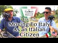 Life in Italy As an Italian Dual Citizen - What to do