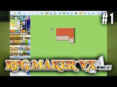 Tuto RPG Maker VX Ace #1 - Tour du proprio |