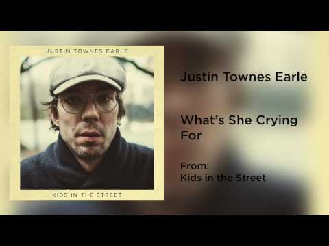 """Justin Townes Earle - """"What's She Crying For"""" [Audio Only]"""