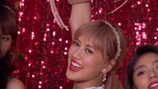 2017Christmas 「&chouette 」E-girls TVCMが完成!! バッグブランド「& ...