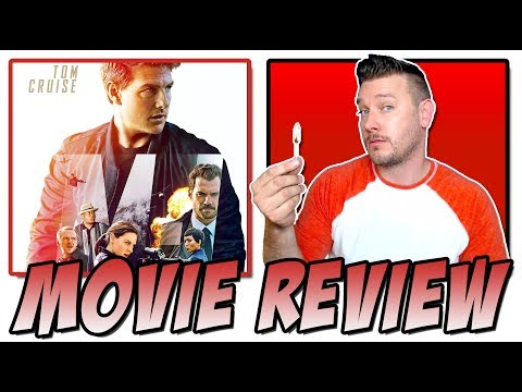 Mission: Impossible – Fallout (2018) – Movie Review (A Tom Cruise & Henry Cavill  Film)