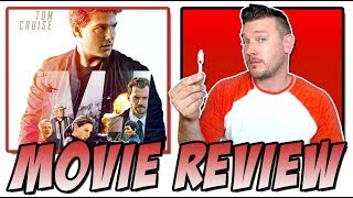 Mission: Impossible - Fallout (2018) - Movie Review (A Tom Cruise & Henry Cavill  Film)
