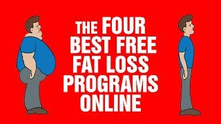 4 Best Free Fat Loss Programs - Get Ripped For Free - Weight Loss Motivation