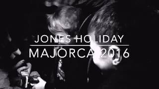 The Jones family holiday 2016 Majorca