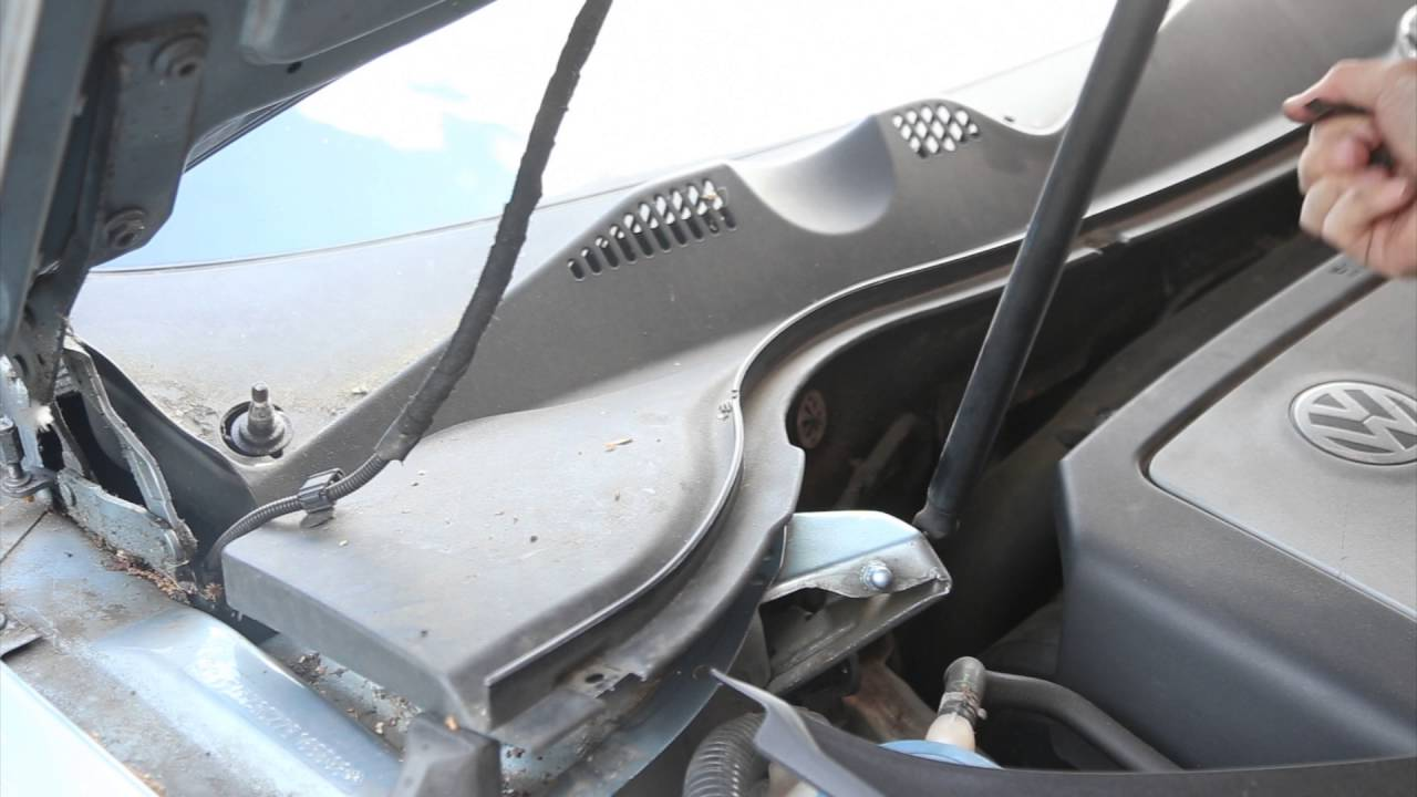 VW PassatGolfTouran How to Remove, Replace and Fitting