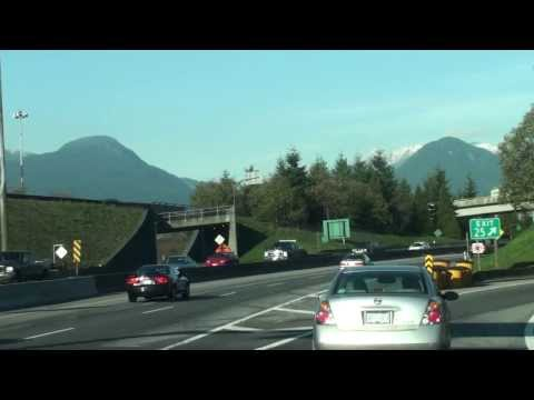 Trans Canada Highway, East 1st Avenue To McGill Street, Vancouver, British Columbia