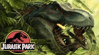 Rexy Isn't The Only T-Rex On Nublar? | Juvenile Tyrannosaur Discussion