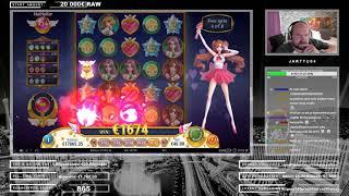 Big Bet! Moon Princess Slot Gives Super Big Win!!